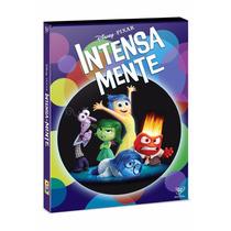 Intensamente Inside Out Disney Pixar , Pelicula En Dvd