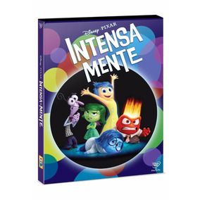 Intensamente Inside Out Disney Pixar Pelicula En Dvd