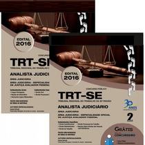 Apostila Trt-se 2016 - Analista Judiciário-avaliador Oficial