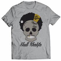 Camisa Camiseta Wiz Khalifa Taylor Gang Swag Rap Hiphop Top