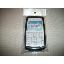 Wwow Silicon Skin Case Nokia X2-01!!!