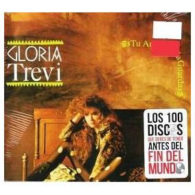 Gloria Trevi Tu Angel De La Guarda Cd Pelo Suelto Agarrate +