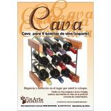 Cava (soporte Para 9 Botellas De Vino)