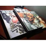 5 Tomos Manga Shingeki No Kyojin