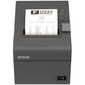 Impresora Termica Epson Punto/venta Tm-t20ii Usb + Wifi