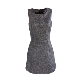 Vestido Iriá Metalizado