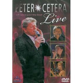 Dvd - Peter Cetera - Live
