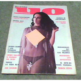 Revista Yo Sasha Montenegro
