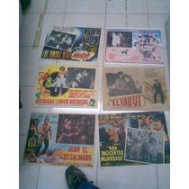 A Escoger Un Cartel De Cine De Lucha Villa Original