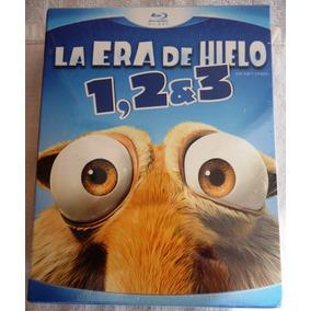 La Era Del Hielo Trilogia Peliculas 1 2 3 Blu-ray