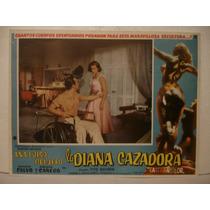 Ana Luisa Pelufo, La Diana Cazadora , Cartel De Cine