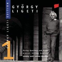 Arditti Quartet Ligeti Edition Cuartetos Cd Envio Gratis Sp0