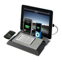 Estación De Carga Para Ipod Iphone Ipad Blackberry Y Mas