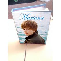Album Con 36 Fotos De Justin Bieber, Selena Gomez, Demi Lova