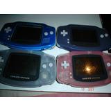 Game Boy Advance Una Consola Con Un Juego A Escoger C/u Gba