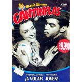 Dvd Original : Cantinflas En A Volar Joven - Armando Arriola
