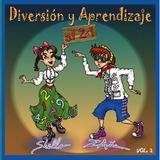 Zax Y Shello.música Infantil, Tablas De Multiplicar, Rondas.