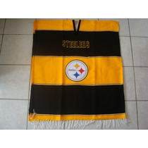 Pittsburgh Steelers Jorongos 100% Mexicanos