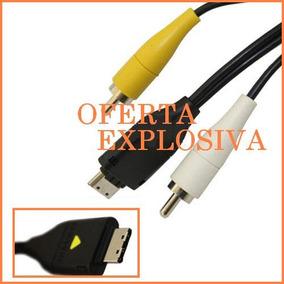 Cable Original Audio Video Suc-c3 P/camara Samsung L201 L210
