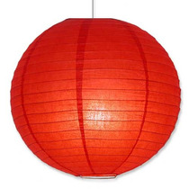 10 Lámparas Chinas Fiesta Boda Xv Decoracion Dj