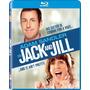 Jack Y Jill ( Bluray ) Con Adam Sandler Y Eugenio Derbez