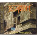 Bladzam - El Ocaso Del Tiempo - Heavy Metal Mexicano Cd Rock
