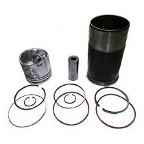 Kit Motor Mwm X12 Pistao Anel E Camisa 1 Cil - Cod. 2r019807