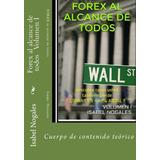 Forex Al Alcance De Todos I - Ebook - Libro Dig