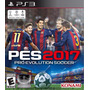 Pes 2017 Pro Evolution Soccer Juego Ps3 Playstation 3 Stock