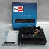 Digital Receiver Satelital Fta, Mpeg2 Probox 830