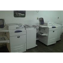 Xerox Docucolor 252 Impresora Digital Contadores Bajos