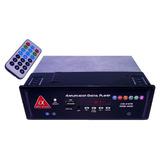 Amplificador Com Radio Fm Usb Sd Aux Bluetooth 300w
