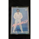 Cassette Miguelo Sin Limites 1986