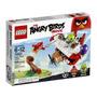 Lego Angry Birds 75822 Ataque En El Avión Pzs 168