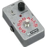 Nano Bass Balls Electro-harmonix Pedal Para Bajo