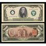 Usa Md-180 Fe 1 Milhão De Dólares John Tyler * C O L *