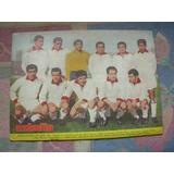 Estadio Nº 1119 27 De Agosto 1964 Equipo De Union San Felipe