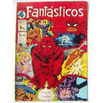 Historieta, Los 4 Fantasticos N°104, Editorial La Prensa Css