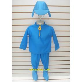 Hermoso Disfraz Pocoyo Disfraces Infantiles Envio Gratis