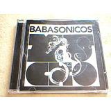 Cd Babasonicos - Mucho - Banda Rock Argentino -10 Exitos
