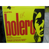 Ravel Bolero Orquesta Festival De Londres Lp