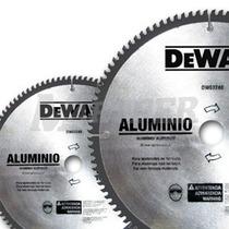 Disco Sierra Aluminio Y Madera 10x100 Dtes Carburo Tlsin910