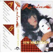 Karina Sin Mascara Cassette Rarisimo Unica Edicion 1988 Idd
