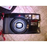 Excelente Cámara Análoga 35mm Pentax Iqzoom700