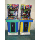 Mueble Cisne 20 Tablero De Tekken Video Juegos Maquinita