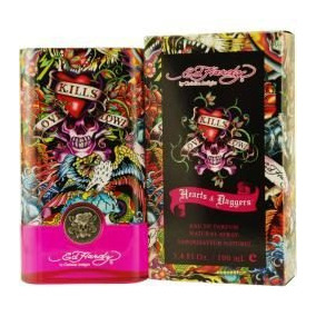 Ed Hardy Hearts & Daggers Woman By Christian Audigier