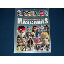 Revista Enciclopedia De Mascaras Tomo 3