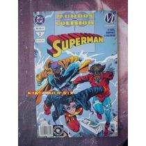 Superman Mundos En Colision Tomo 2, Editorial Vid