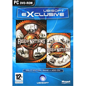 Rise Of Nations Gold Edition (juego Para Pc) Op4