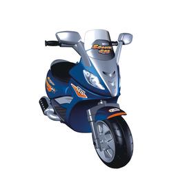 Moto Sport Electrica Infantil Bateria Recargable Luces Hwo